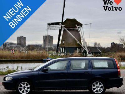 tweedehands Volvo V70 2.4 Edition I Lekker voordelig op LPG...Dealer aut