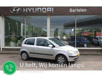 tweedehands Hyundai Getz 1.3i GLS  Automaat  NAP  