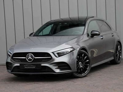 tweedehands Mercedes A250 AMG Edition1 Adaptive-onderstel Sfeerverlichting K