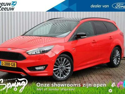 tweedehands Ford Focus Wagon 1.5 ST-Line