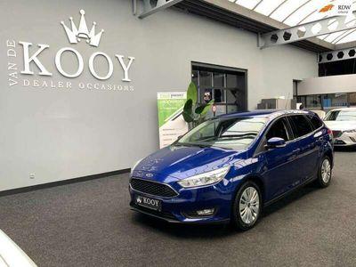 tweedehands Ford Focus Wagon 1.0 Trend 125pk EcoBoost 6-12 m garantie
