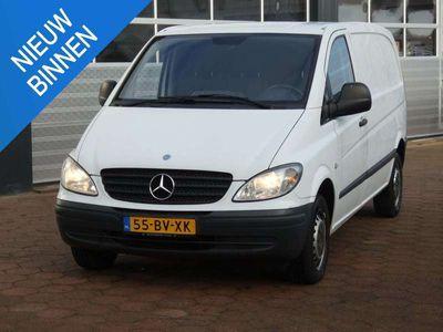 tweedehands Mercedes Vito 109 CDI 320 Amigo AIRCO/ CRUISE/ PARKEER-SENSOR/ T