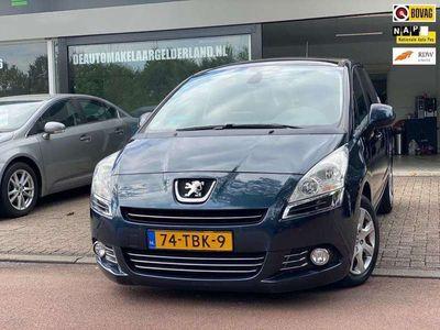 tweedehands Peugeot 5008 1.6 VTi Active 5p. 1e Eigenaar/Nw Apk/Cruise/Navi