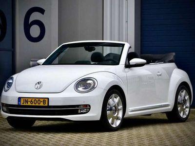 tweedehands VW Beetle Cabriolet 1.2 TSI - Automaat - Xenon - Navi - Keyl