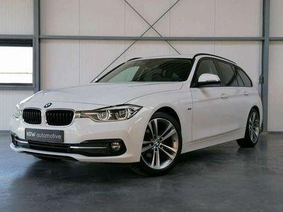"""tweedehands BMW 320 320 Touring d Sport Line Navi LED Leder 18"""""""