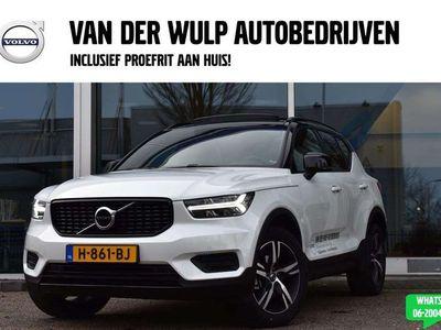 tweedehands Volvo XC40 T3 163pk Aut. R-Design + Luxury + Intellisafe