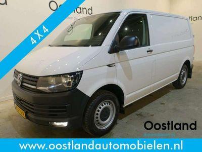 tweedehands VW Transporter T62.0 TDI L1H1 4Motion 4x4 150 PK Automaat / Airco /