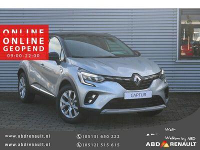 tweedehands Renault Captur Intens Ruimtebesparend reservewiel (max. 80km/u) (Bandenreparatieset vervalt)
