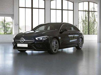 tweedehands Mercedes CLA250 Shooting Brake e AMG-Line automaat sfeerverlicht,