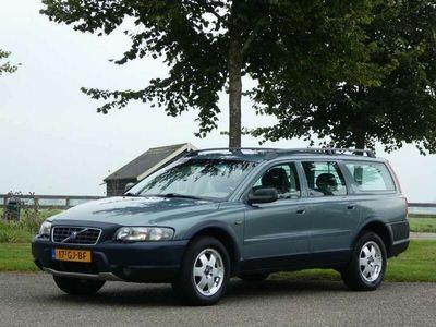 tweedehands Volvo V70 Cross Country 2.4 T Ocean Race * Navi * Leder * SA
