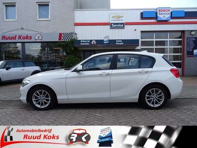 tweedehands BMW 118 1 Serie i CORPORATE LEASE AUTOMAAT