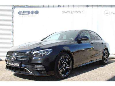 tweedehands Mercedes E200 Business Solution AMG panoradak