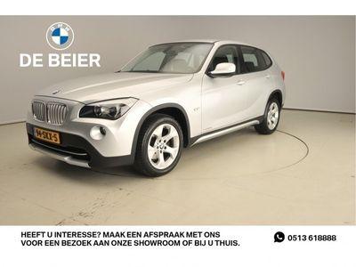 tweedehands BMW X1 SDrive 2.0I / Navigatie / Trekhaak / Armsteun / GSM / PDC / Alu 17 inch