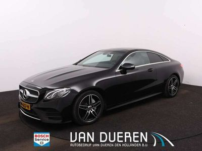tweedehands Mercedes E200 Coupé Business AMG styling