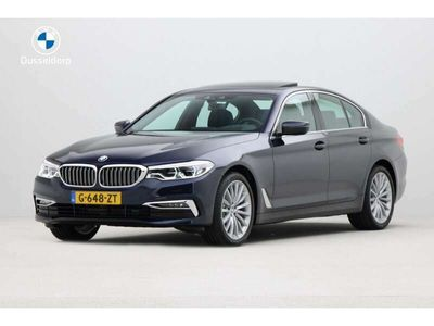 tweedehands BMW 520 5 Serie Sedan i High Executive Luxury Line Automaat