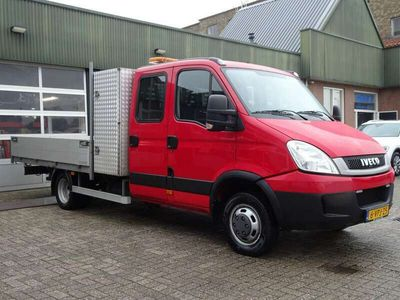 tweedehands Iveco Daily 35 C 14GD 410 CNG Aargas Airco Trekhaak 3500 kg Pi