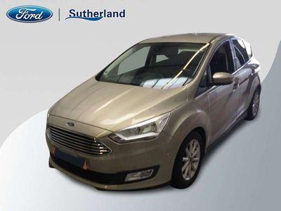 tweedehands Ford C-MAX 1.5 Ecoboost Titanium 150pk | Wordt verwacht | 1.5
