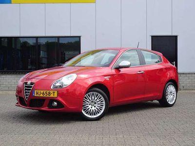 tweedehands Alfa Romeo Giulietta 1.4 T 170PK EXCL. TCT AUTOM. 35000 KM ECC NAV