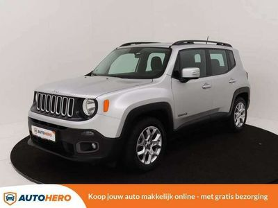 tweedehands Jeep Renegade 1.4 MultiAir Longitude 140PK ZD24700 | Parkeersens