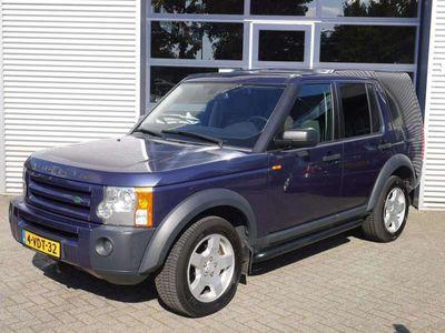 tweedehands Land Rover Discovery 2.7 TdV6 S AUT ECC NAVI XENON FISCAAL VRIENDELIJK