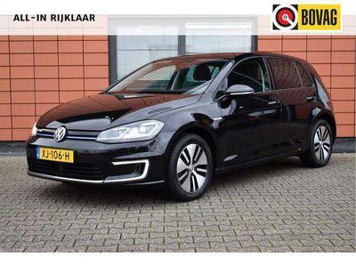 tweedehands VW e-Golf ( EX.BTW ) Navigatie/Camera
