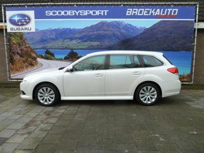 tweedehands Subaru Legacy 2.0 D AWD Luxury 1 jaar Garantie