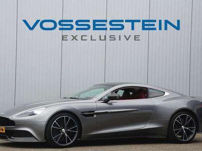 tweedehands Aston Martin Vanquish 6.0 V12 Touchtronic 2+2 / 576pk / B&O / Carbon pac