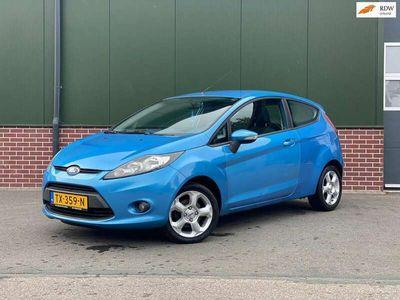 tweedehands Ford Fiesta 1.4 Trend AIRCO | ELEK RAMEN | 15'' LM |
