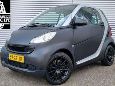 tweedehands Smart ForTwo Coupé 1.0 Passion / Automaat / Panoramadak / Airco