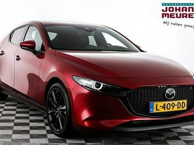 tweedehands Mazda 3 2.0 E-SkyActiv-X 186 Luxury Automaat | 1e Eigenaar -A.S. ZONDAG OPEN!-