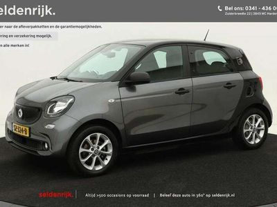 tweedehands Smart ForFour Electric Drive Business *Excl. BTW* | Leder | Clim