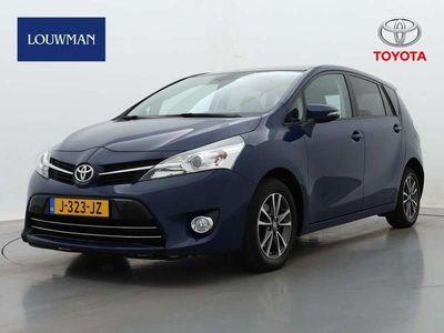 tweedehands Toyota Verso 1.8 VVT-i Dynamic Business | Automaat | Leerbekled