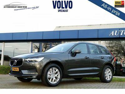 tweedehands Volvo XC60 MY19 FWD 2.0 D4 190PK GEARTRONIC-8 MOMENTUM | STANDKACHEL | CAMERA | LEDER