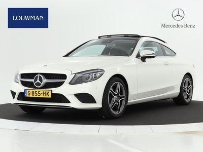 tweedehands Mercedes 200 C-Klasse CoupéPremium Plus Pack | Automaat, Multibeam LED, Burmester, Panoramadak, Comand