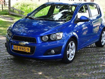 tweedehands Chevrolet Aveo 1.4 100PK LTZ