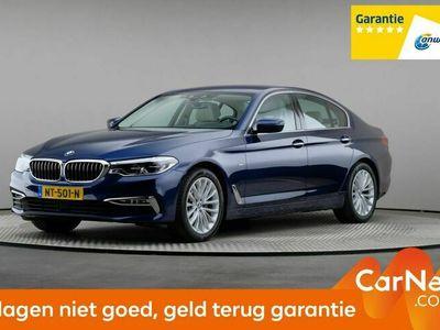 tweedehands BMW 520 5 Sedan dA High Executive, Automaat, LED, Leder
