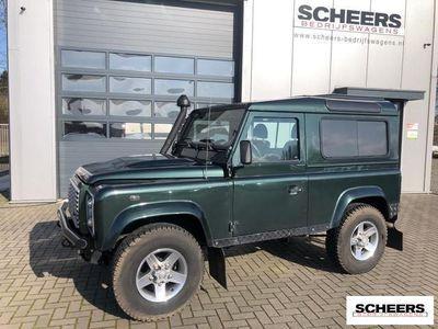 "tweedehands Land Rover Defender 2.4 TD HT 90"" XTECH Marge"