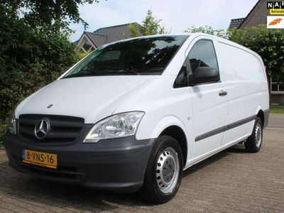 tweedehands Mercedes Vito Airco dubbele voor bank deurtjes ,110 CDI 320 Func