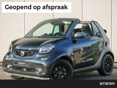 tweedehands Smart ForTwo Cabrio EQ comfort plus | Έlectric drive plus | stoelverwarmi