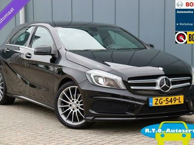 tweedehands Mercedes A180 d Business Solution AMG Upgrade Edition