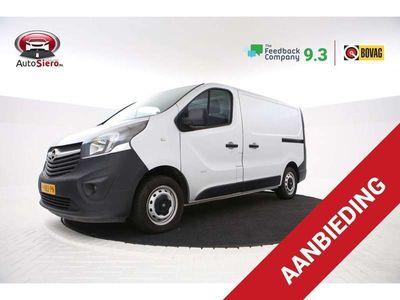tweedehands Opel Vivaro 1.6 CDTI L1H1 Sport EcoFlex ex BTW Zilver, 3 Zitte