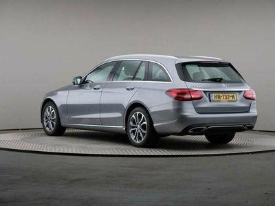 tweedehands Mercedes C350e C-Klasse EstateLease Edition Avantgarde (Incl. BTW), Automaat, Leder, Navigatie, Xenon