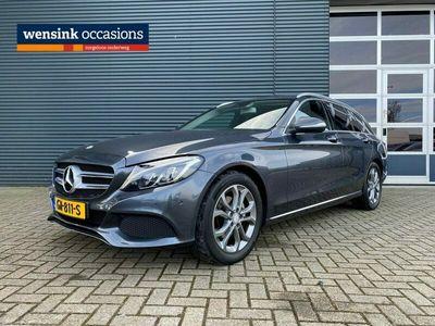 tweedehands Mercedes 180 C-KLASSE EstateCDI Lease Edition | Trekhaak | Avantgarde | Parkeerpakket | Camera | LED | Comfortpakket |