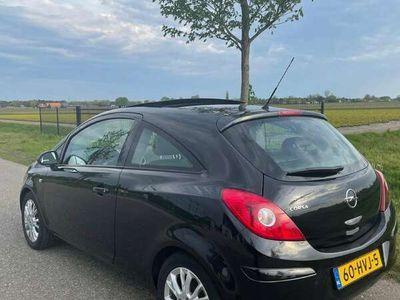 tweedehands Opel Corsa 1.4-16V Businesse met panormadak
