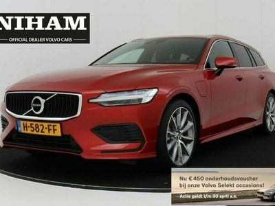 tweedehands Volvo V60 T6 Hybride AWD Momentum Pro Luxury & Intellisafe Pro Line