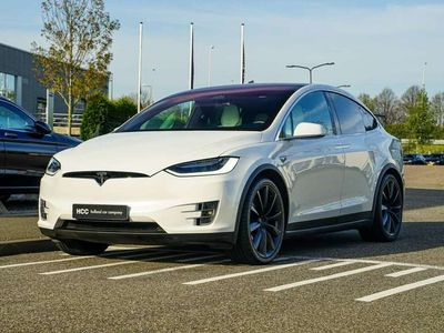 tweedehands Tesla Model X 100D 6p. | Supercharge | Excl. BTW