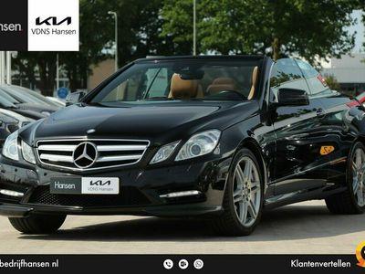 tweedehands Mercedes 350 E-Klasse CabrioletCGI Avantgarde AMG I Navi I Leder i Xenon