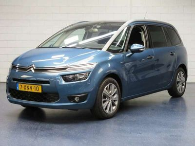 tweedehands Citroën Grand C4 Picasso AUTOMAAT, 7 PERS. 1.6 e-THP Exclusive