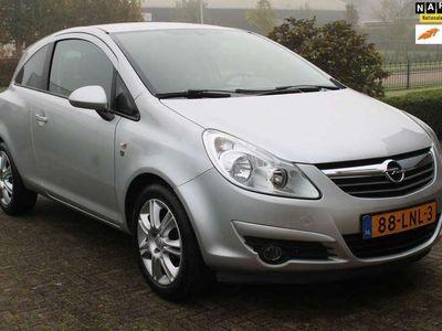 tweedehands Opel Corsa 1.2-16V '111' Edition| Airco| Cruise contr| Έlectric.ramen| Centr.vergr| Nette auto!