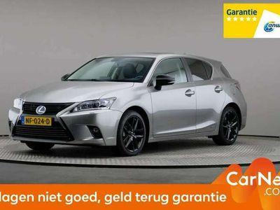 tweedehands Lexus CT200h Hybrid Sport Edition, € 18.900